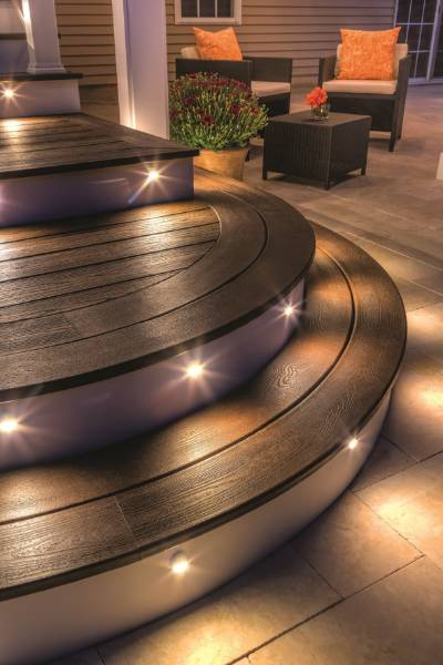 Trex Stair Riser Light