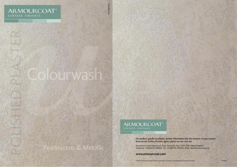 Colourwash brochure