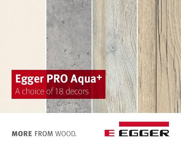 EGGER PRO Laminate Aqua+ Flooring