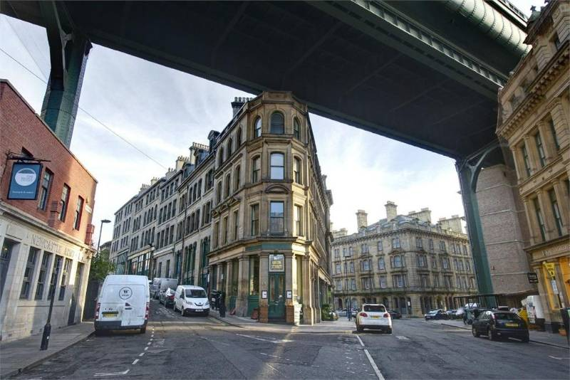 Conversion of a Grade II listed building into apartments