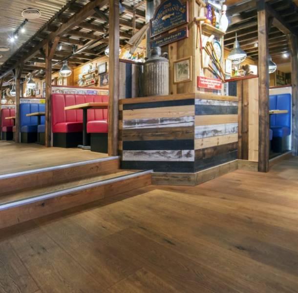 Oak Engineered Wood Flooring, UV Oiled, Wide Boards