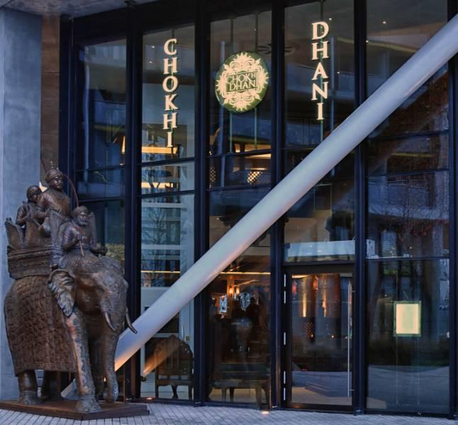 Cibes A5000 Platform Lift for London Restaurant