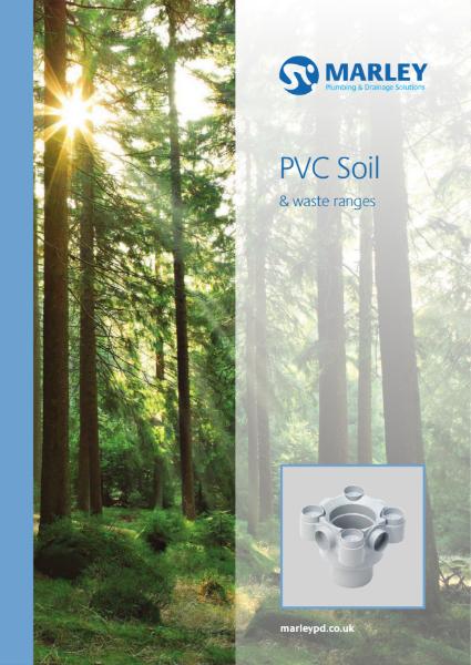 PVC Soil & Waste Product Brochure