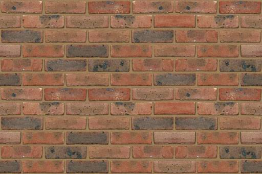 Chailey Rustic Stock - Clay bricks