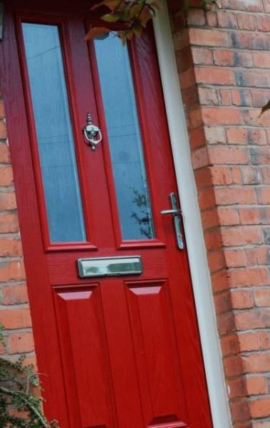 Composite Residential Door