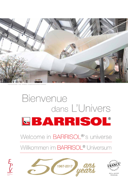 Welcome to Barrisol's Universe