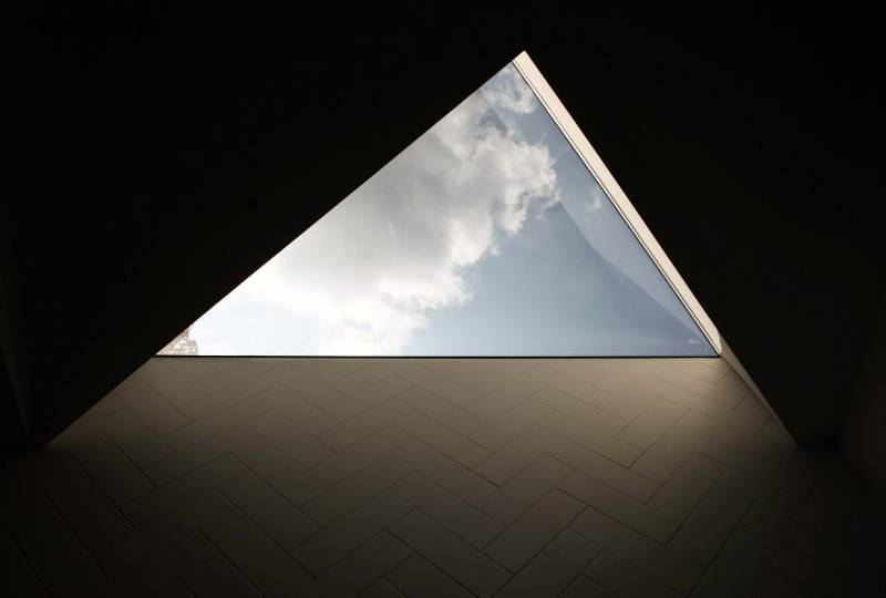Bespoke Asymetric Rooflights
