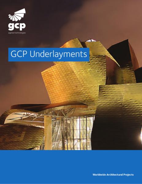 GCP Underlayments