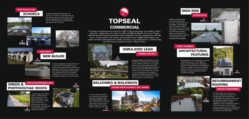 Topseal Commercial Leaflet