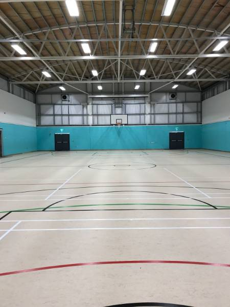 Henlow Academy Sports Hall