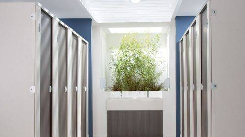 Malvern Plus® MFC Toilet Cubicles
