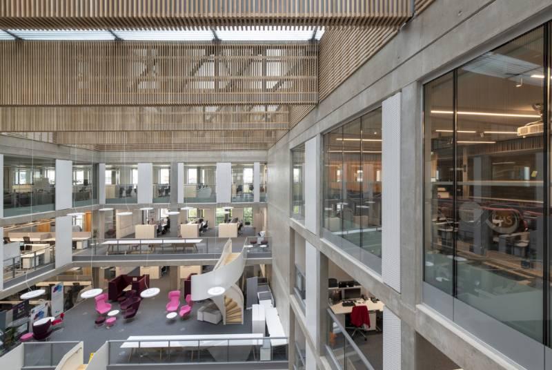 Bayes Centre - University of Edinburgh