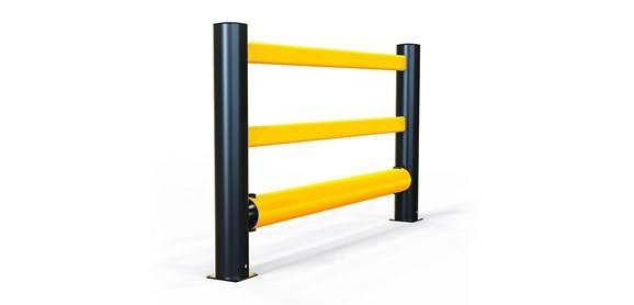 eFlex Single Traffic Barrier+
