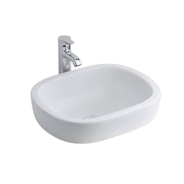 Jasper Morrison 50 cm Vessel Washbasin