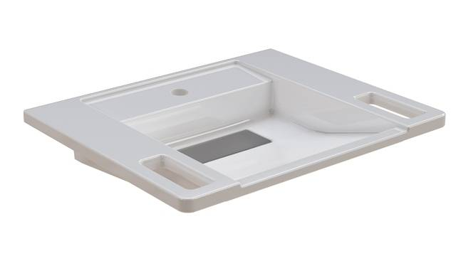 EXOS. Multiple Washbasins