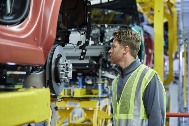 Dorgard SmartSound solves germ control concerns for Vauxhall Motors