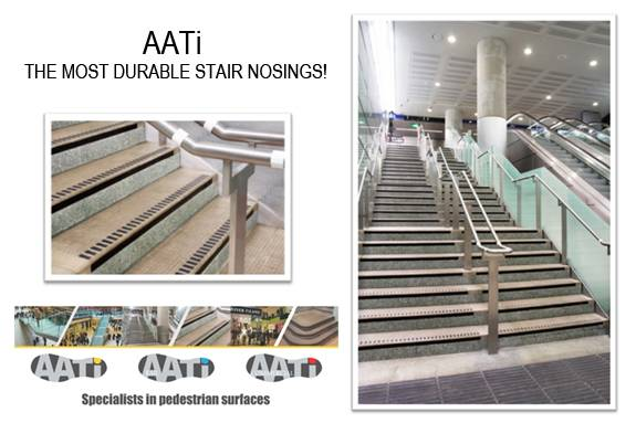 AATi - The most durable nosings!