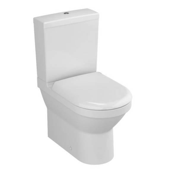 VitrA S50 Compact Close-coupled WC Pan, 5427