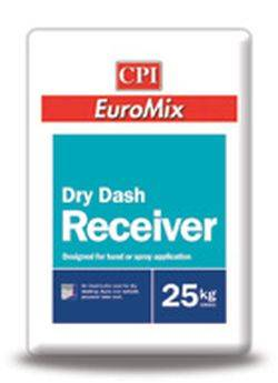 EuroMix Dry Dash Receiver