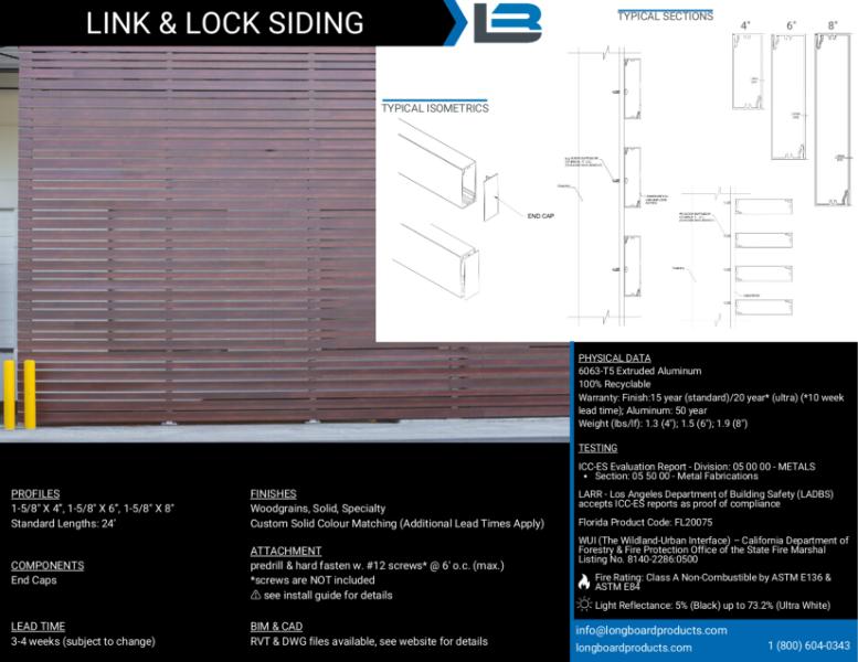 Longboard Link & Lock