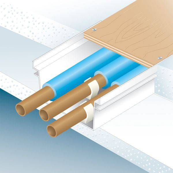 Pipe and Cable Ducts