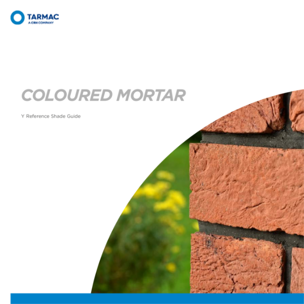 Coloured Mortar Product Guide