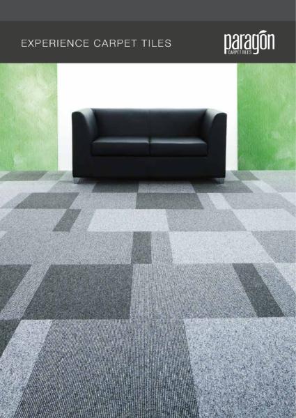 Paragon Carpet Tiles - Product Brochure