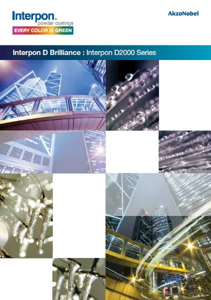 Powder Coating - Interpon D2525 - Brilliance
