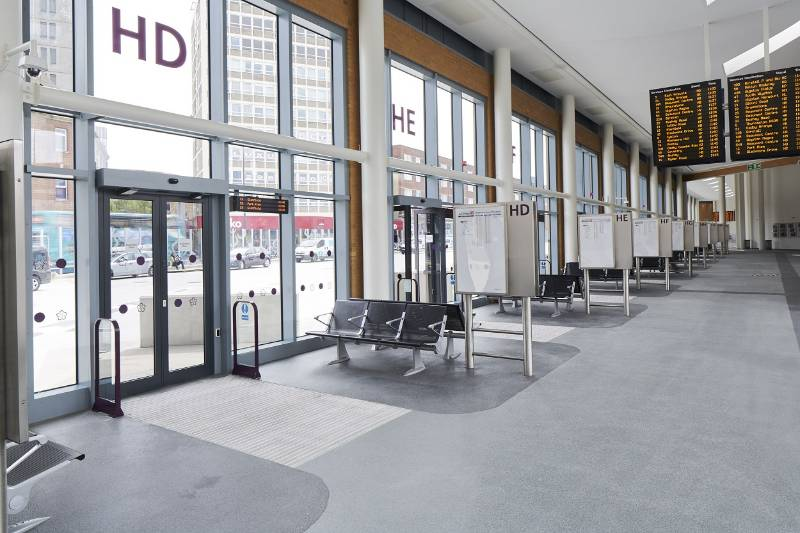 Matting - Haymarket Bus Station