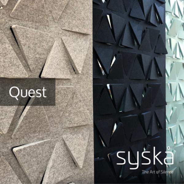 04 - Quest - Acoustic Panel - Technical Datasheet
