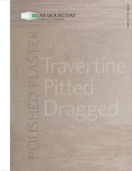 Polished Plaster Textured brochure