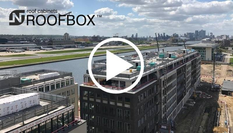 ROOFBOX™ - Royal Albert Dock
