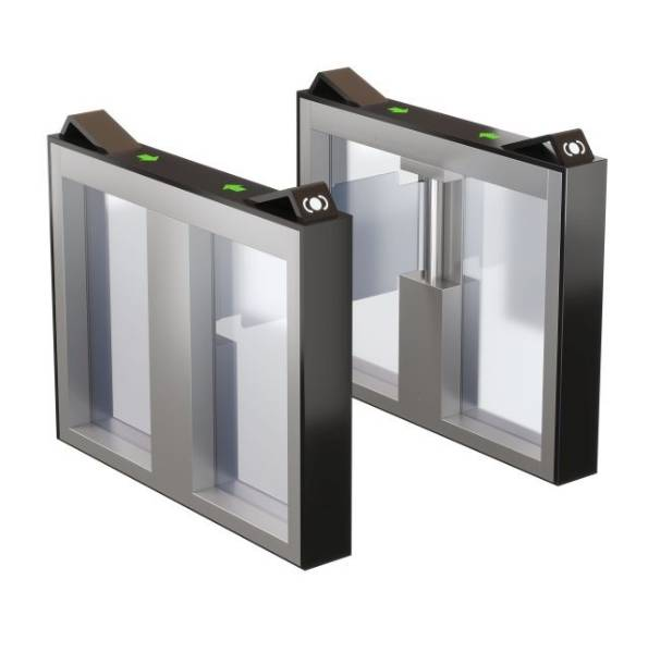 Speed Gates Glass Cabinet
