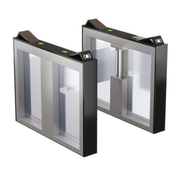 Speed Gates Glass Cabinet