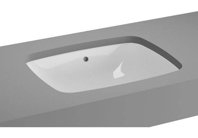VitrA M-Line Undercounter Washbasin, 47 cm, 5667