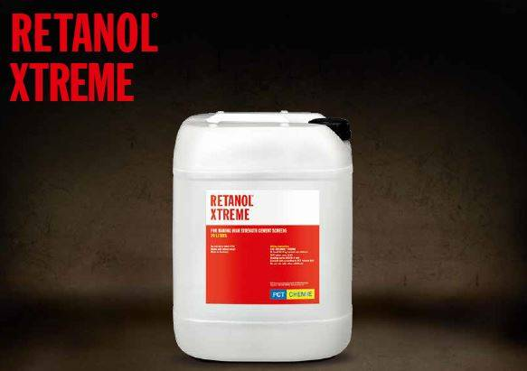 Retanol Xtreme - High Performance Levelling Screed