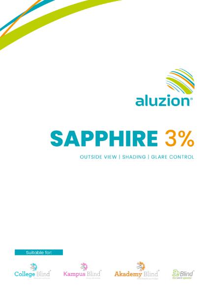 Sapphire 3%  FR