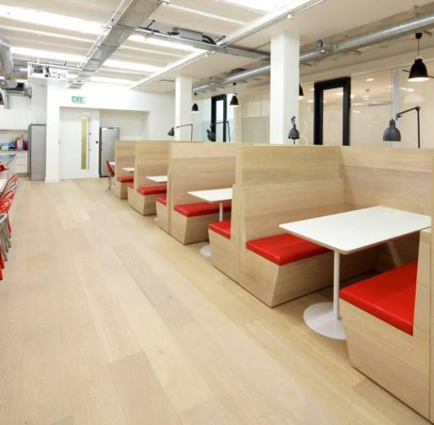 Oak Engineered Wood Flooring, UV Oiled, White