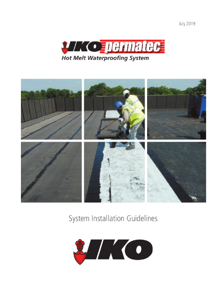 IKO Permatec Installers Guide
