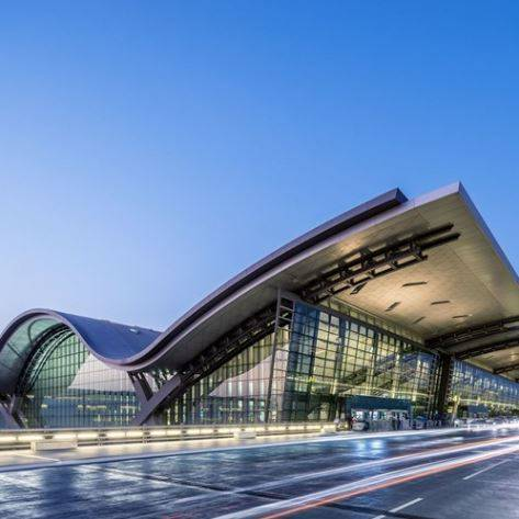Doha International Airport, Qatar