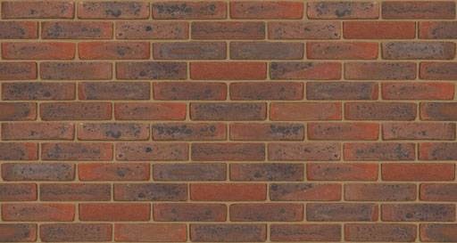 Medium Multi Stock 50 mm - Clay bricks