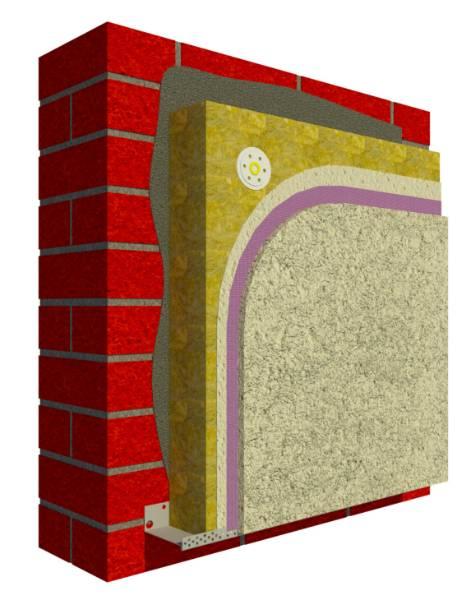 webertherm XP163 External Wall Insulation