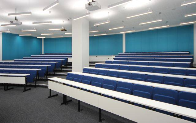 Cadet Lecture Theatre Seating