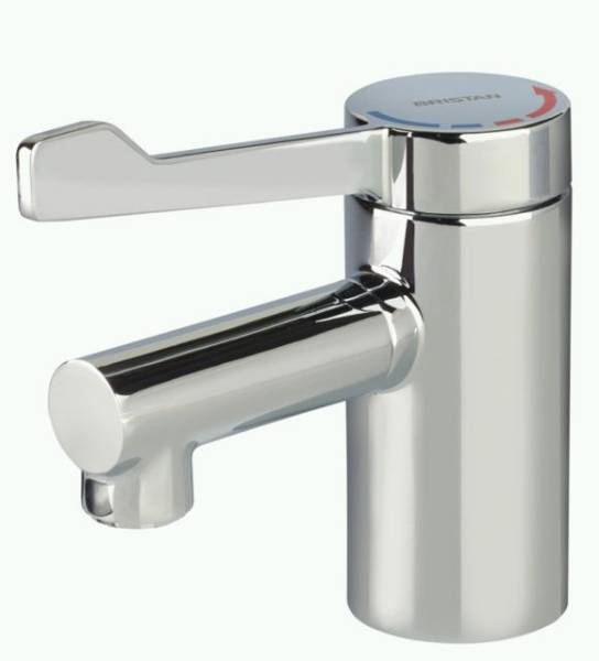 Solo Basin Mixer with Long Lever