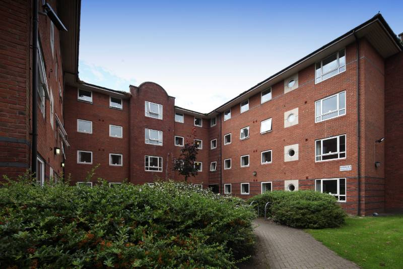 Cambridge Court Student Housing - Liverpool