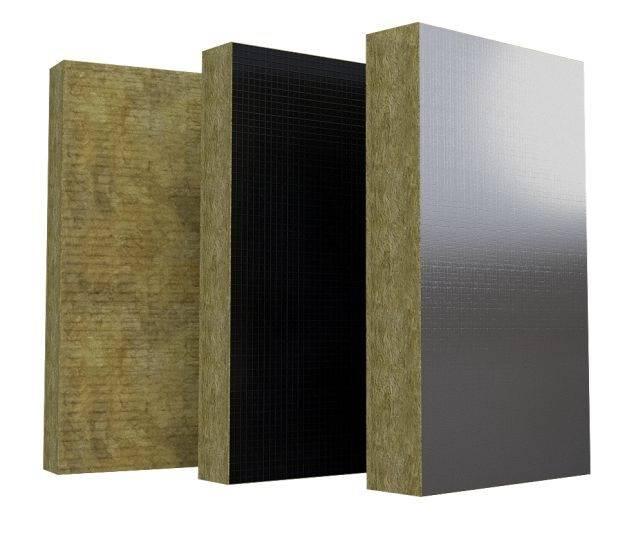 ROCKWOOL Insulation Slabs – RWA45 – RW3-RW4-RW5-RW6