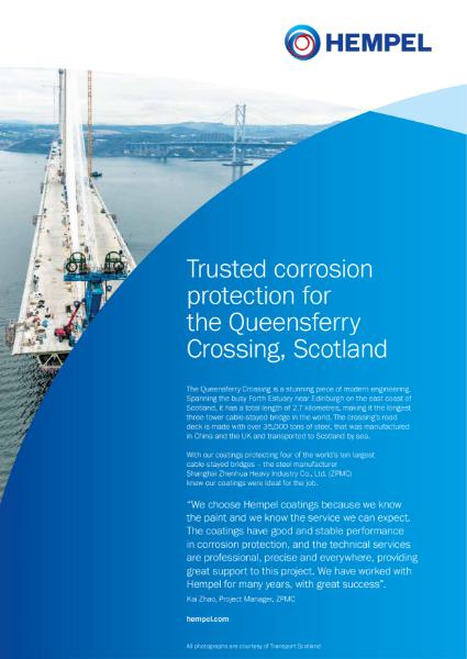 Queensferry Crossing Case Study