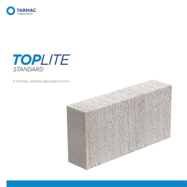 Toplite Standard - Aircrete Blocks Product Guide