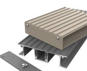 AliDeck Junior Flat Balcony Board