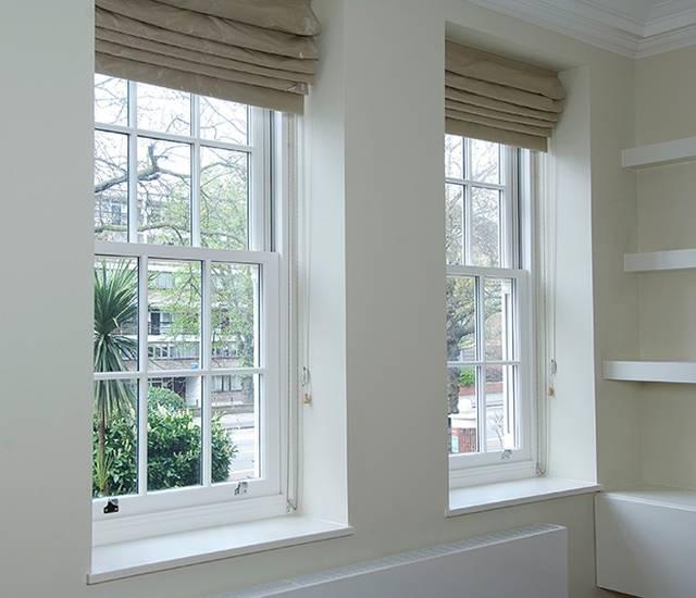 Classic Tilt & Slide Spring Sash Window